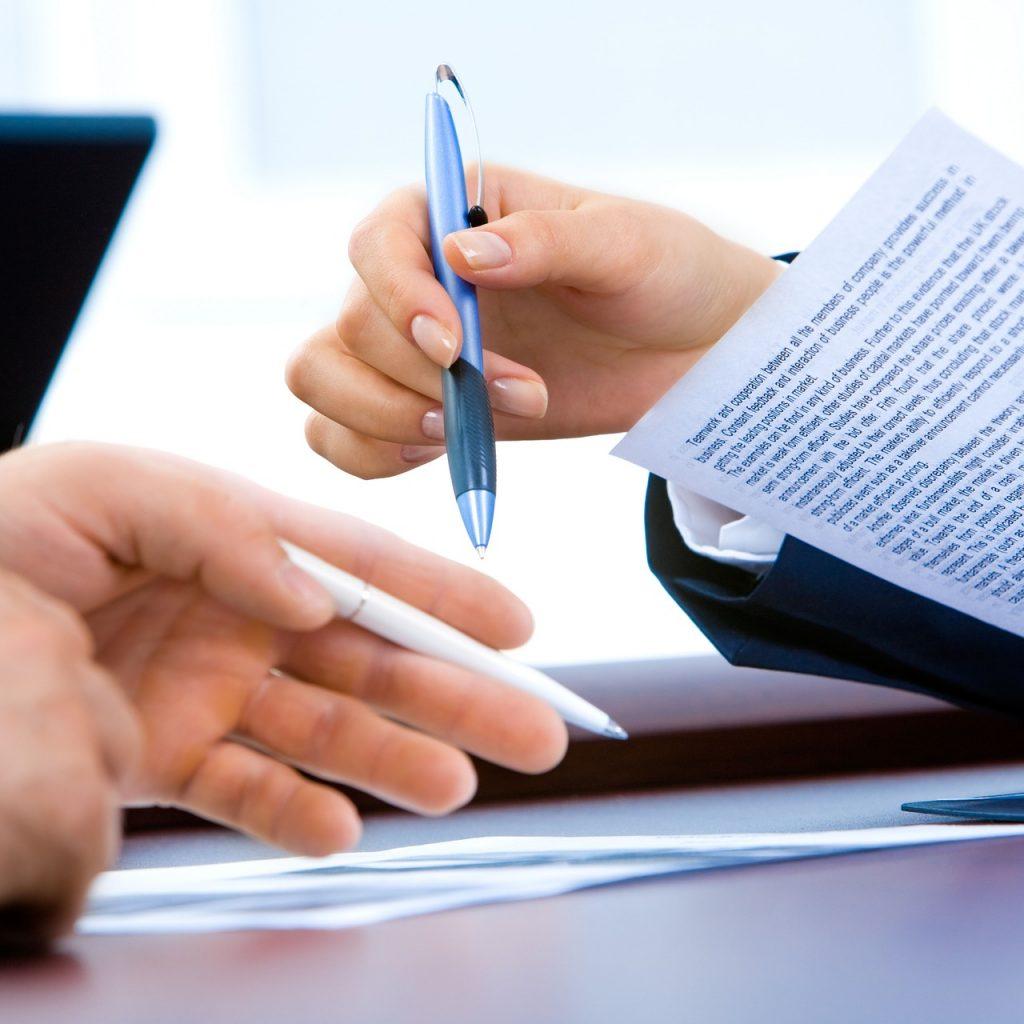 Contrato - ICTUS Contabilidade para igrejas