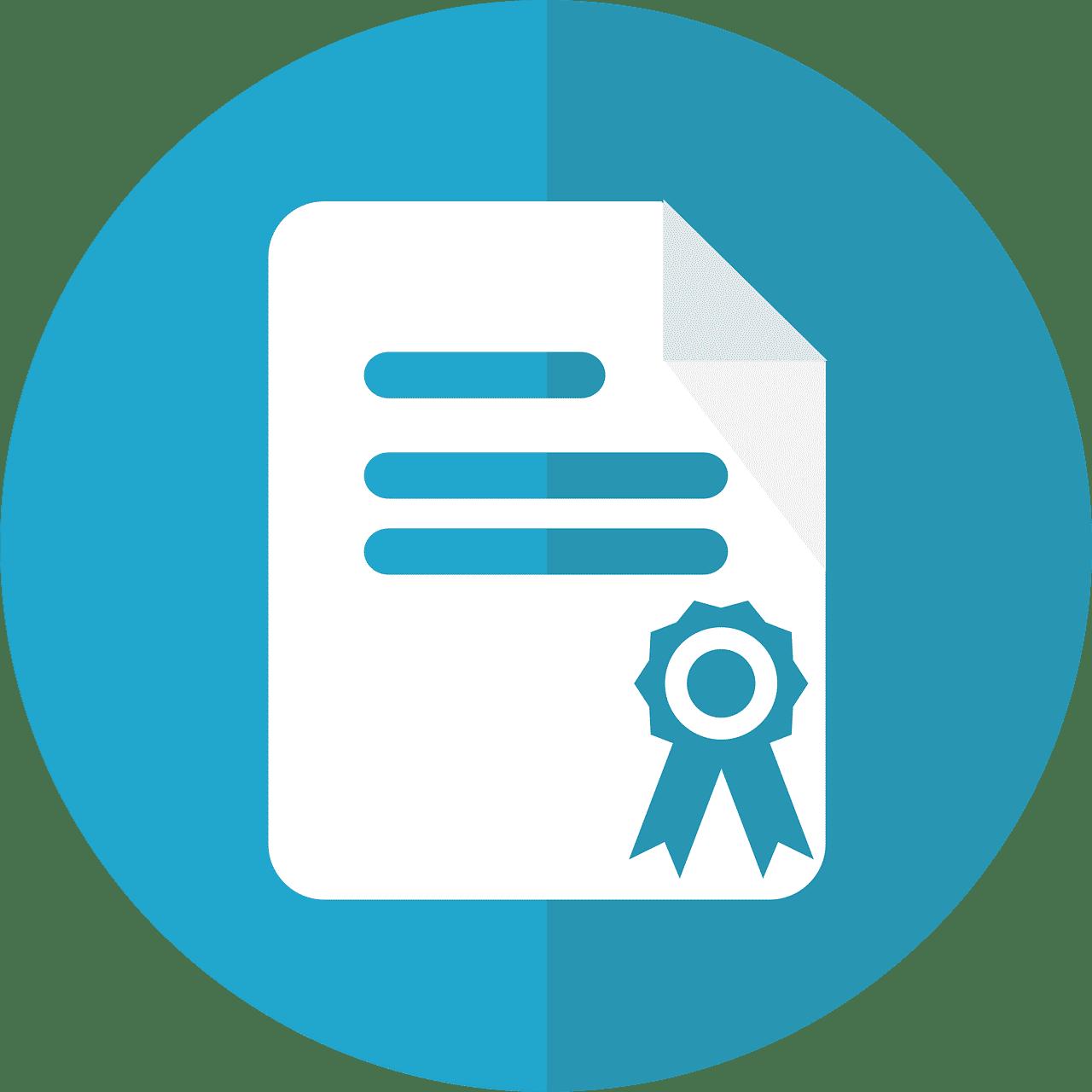 Certificado -Abertura de Igreja em Brasília - DF