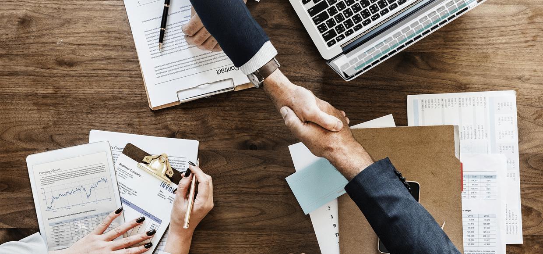 Contrato - Escritório de contabilidade