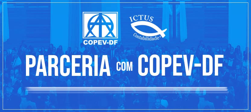 Parceria com o Conselho de Pastores do DF (COPEV-DF)