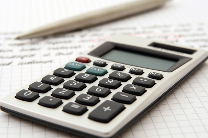 Calculadora - Tesouraria e contabilidade para igrejas